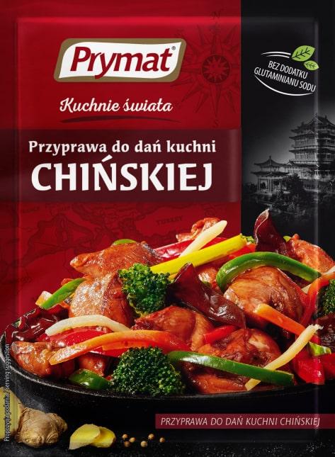 Przyprawa Do Dań Kuchni Chińskiej Prymat
