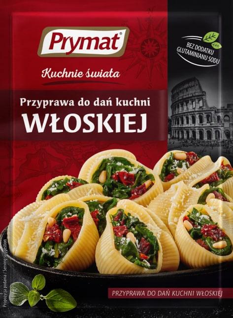 Przyprawa Do Dań Kuchni Włoskiej Prymat
