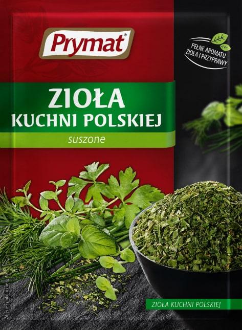 Zioła Kuchni Polskiej Prymat